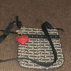 NEW Juicy Couture Cross my heart Crossbody